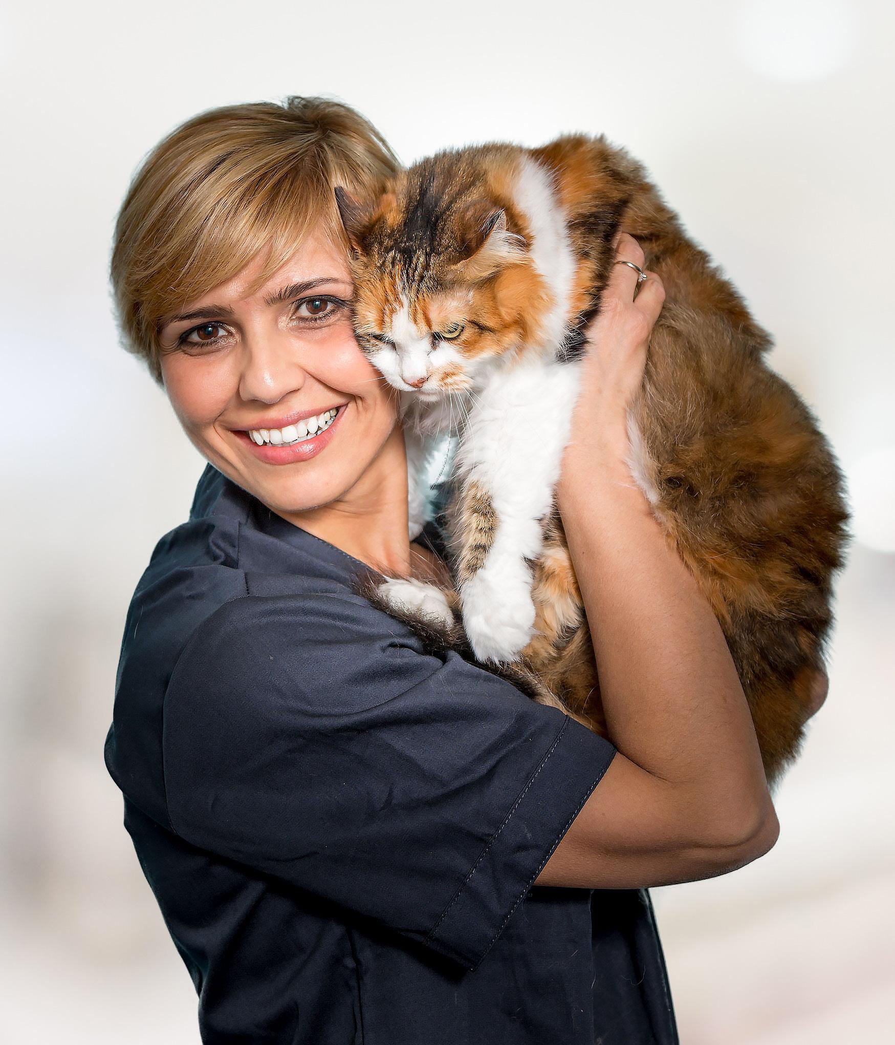 dott.ssa Giulia Merlo - socio clinica veterinaria San Michele