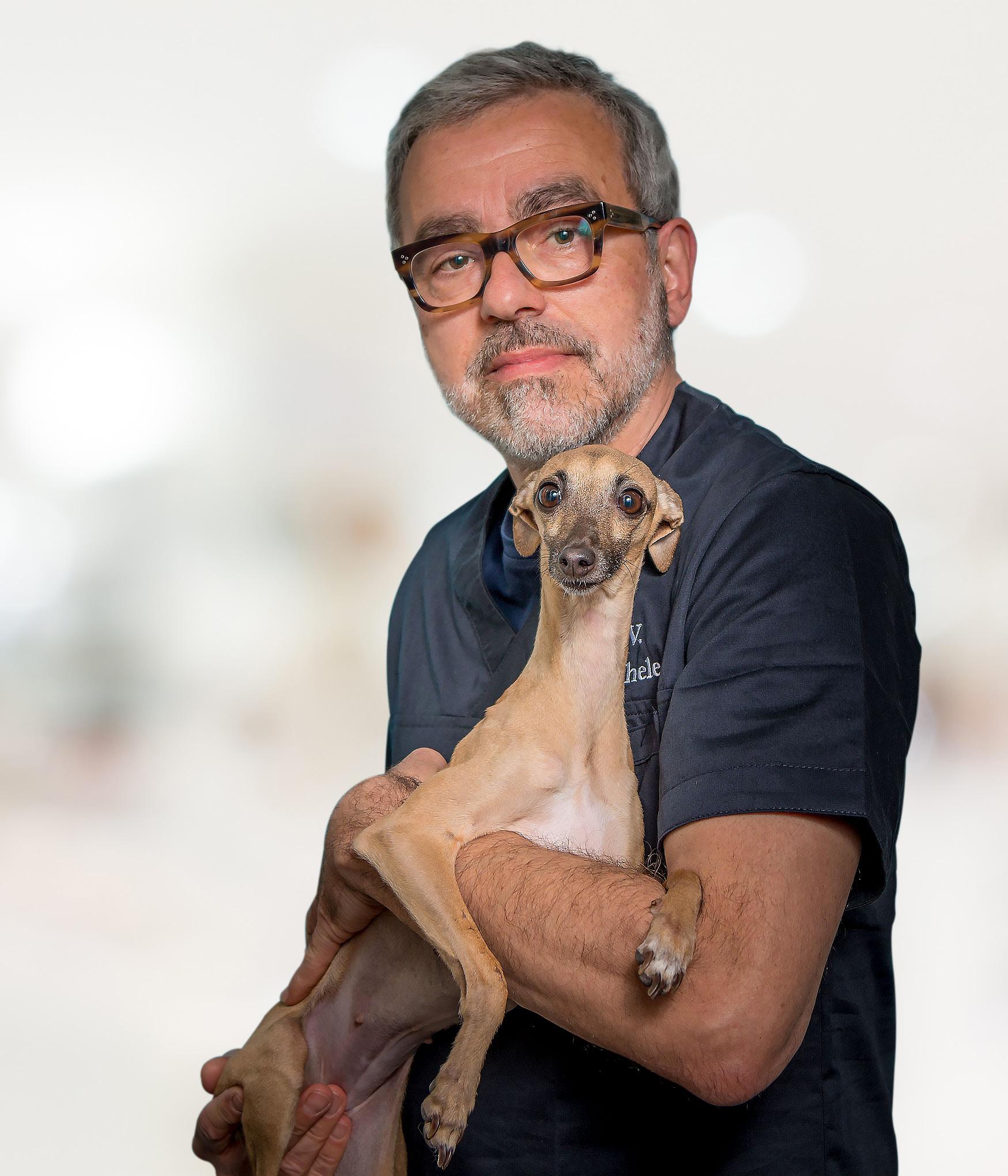 dott. Manlio Paiella - socio clinica veterinaria San Michele